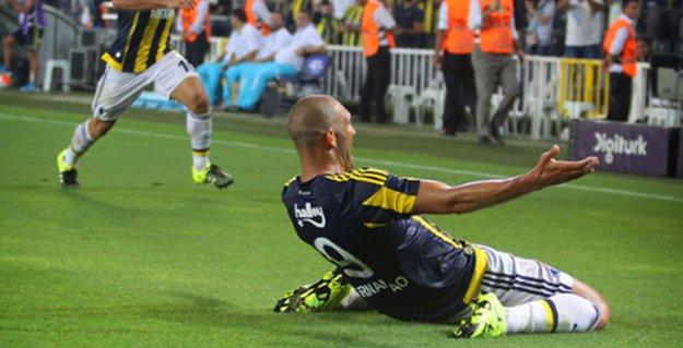 Lig başladı: Fenerbahçe 2-0 Eskişehirspor