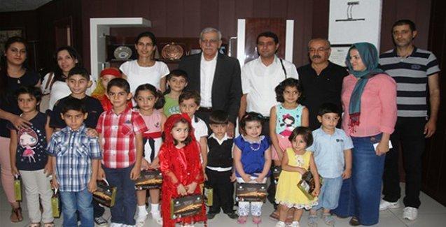 Mardin Belediyesi'nden Kürtçe, Arapça, Süryanice çocuk kitapları