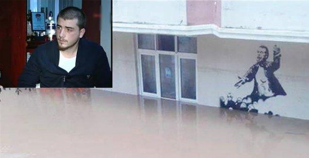 Metin Lokumcu'nun oğlu: Siz saraylarınızda yaşarken, biz yapay derelerinizde boğulduk