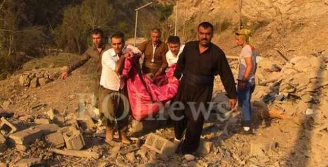 Orman Bakanı 'Kandil'i yerle bir edeceğiz' dedi, savaş uçakları Kandil'de sivilleri vurdu: 10 ölü