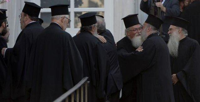 Ortodokslar İstanbul'da istişare için buluştu