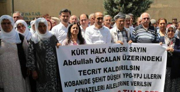 PKK ve PJAK'lı tutuklular açlık grevine başladı