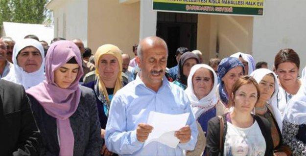 Şırnak'ın ardından Hakkari'de de 'öz savunma' ve 'devlet kurumlarını tanımayacağız' açıklaması