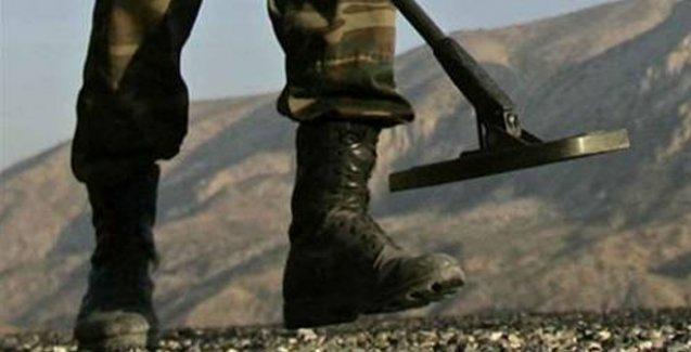 Eruh'ta askeri operasyon: 2 yaralı
