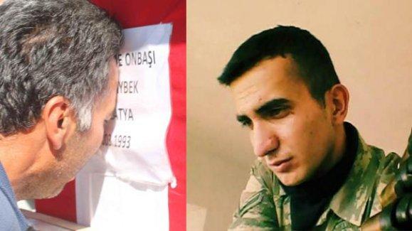 Şırnak'ta yaşamını yitiren asker Barış'ın babası: Çocuğumun ismi gibi bir ülke olsaydı…