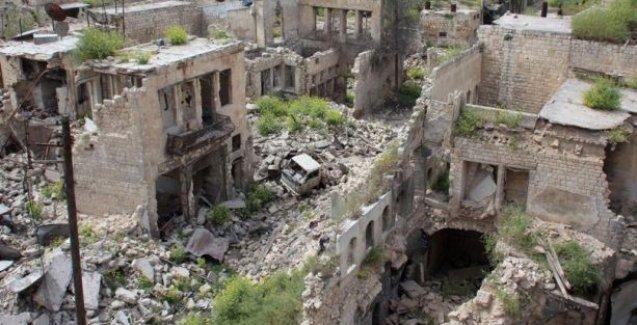 Suriye'nin kuzeydoğusunda en az 15 bin Süryani aile tehdit altında