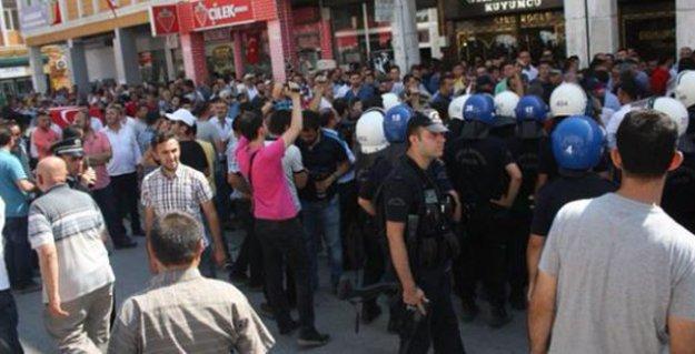 Tokat'ta Kürtlerin iş yerlerine saldırı