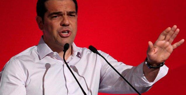 Tsipras mülteciler için isyan etti: AB'nin üyesi olmaktan utanıyorum