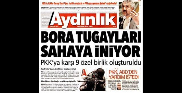 'Yeni Türkiye'nin JİTEM'i 'BORA Tugayları' mı?
