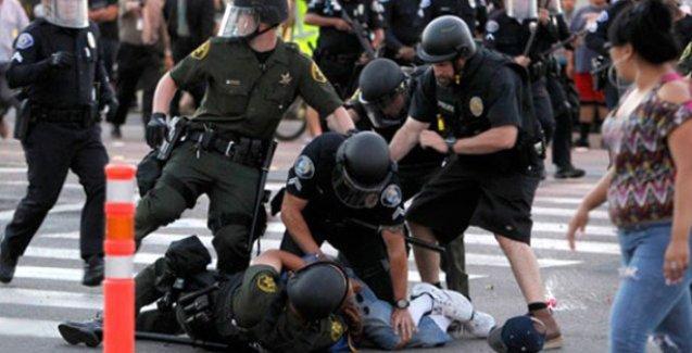 'ABD polisi bu yıl 700'den fazla kişiyi öldürdü'