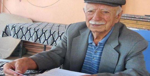 AKP'yi mektupla Genelkurmay'a şikayet eden 90 yaşındaki yazara soruşturma