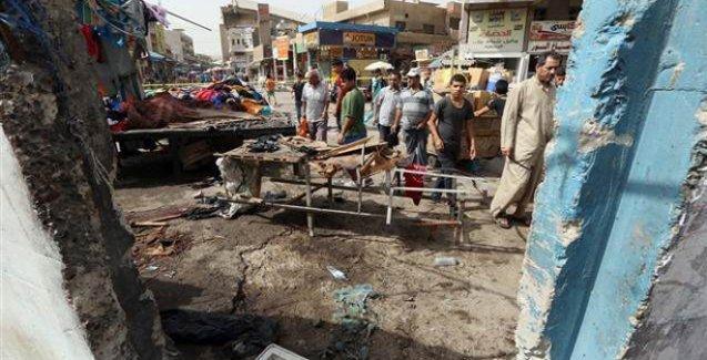 Bağdat'ta IŞİD saldırıları: En az 21 kişi öldü