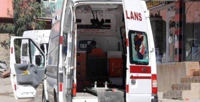 Beytüşşebap'ta öldürülen ambulans şoförünün vücudundan 3 mermi çıktı