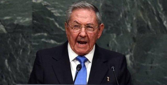 BM toplantısında Castro'dan barış mesajı