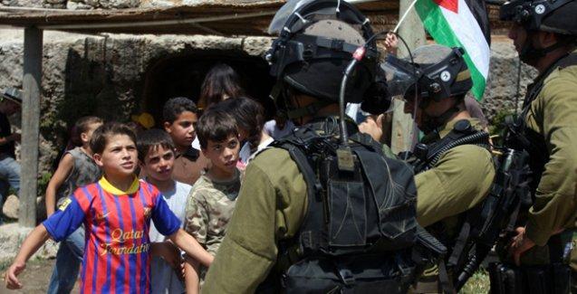 Bu da İsrail'in 'İç Güvenlik Paketi': Askerler, taş atan Filistinli çocukları öldürebilecek