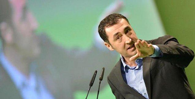 Yeşiller Partisi Eş Başkanı Cem Özdemir Cizre'ye gidecek
