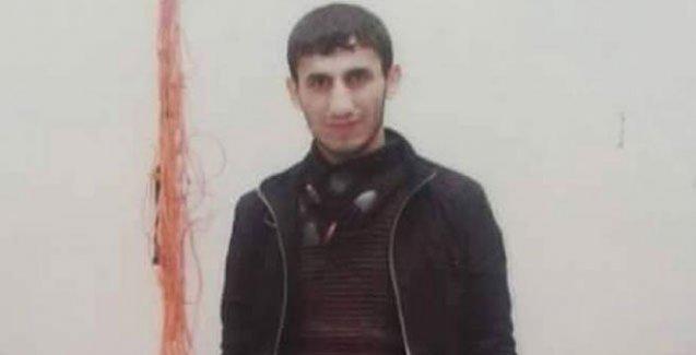 Cizre'de bir genç öldürüldü