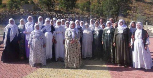 Cudi'deki barış annelerinden Türk annelere 'destek' çağrısı