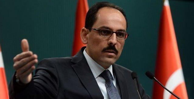 Cumhurbaşkanlığı Sözcüsü, 21 sivilin öldüğü Cizre için konuştu: Ne yapılması gerekiyorsa o yapıldı