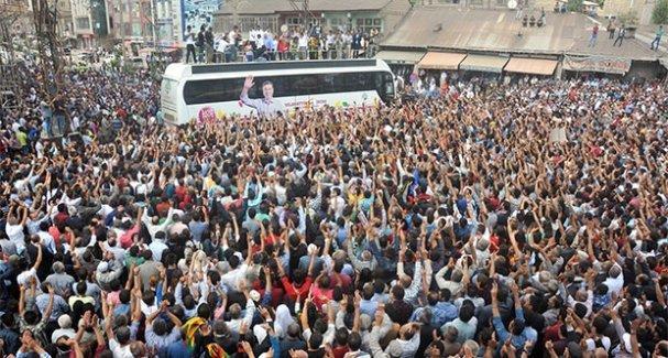 Demirtaş'tan TOBB'a tepki: Bu çağrı ırkçılıktır, tehlikelidir