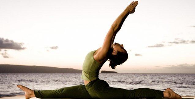 Yogaya da el atıldı: Dini sembol ve müzik yasak