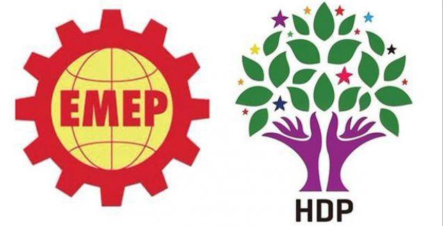 DHF ve EMEP seçimlerde HDP adaylarını destekleyecek