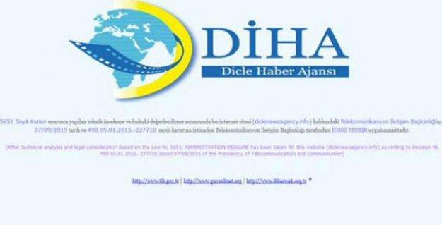 DİHA'ya 'otomatik' sansür Meclis gündeminde: 'Ajansa operasyon da yapılacak mı?'