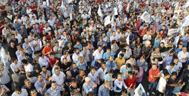 Diyarbakır halkı Sur ve Cizre'deki saldırıları protesto etti