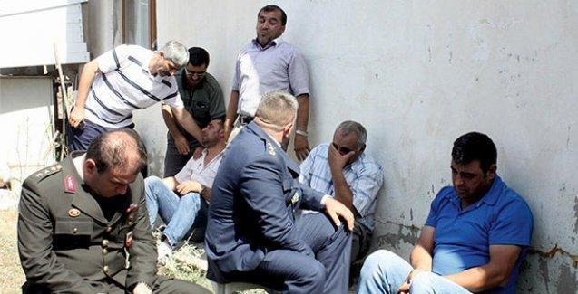 'Dün Kürt olduğumuz için saldırmaya çalıştılar, bugün oğlumuzun şehit haberi geldi'