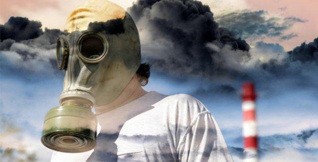 Dünyada her yıl 3.3 milyon kişi hava kirliliği nedeniyle ölüyor
