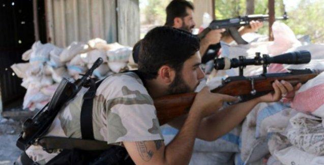 Eğitilip-donatıldılar bu kez de Şam Cephesi kaçırdı