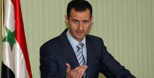 Esad: Mültecilerden endişeleniyorsanız teröristleri desteklemeyi bırakın