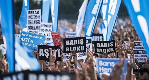 Eskişehir'de 'Cumhurbaşkanına hakaret'ten 6 kişiye gözaltı