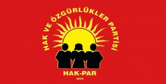 HAK-PAR'dan 'Seçimlerden AKP lehine çekildiler' haberlerine açıklama