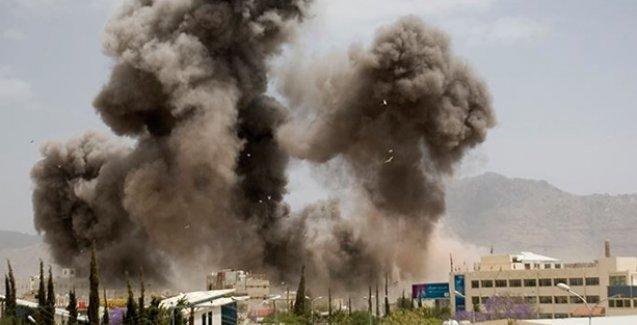 Hava operasyonunda siviller vuruldu! 131 ölü