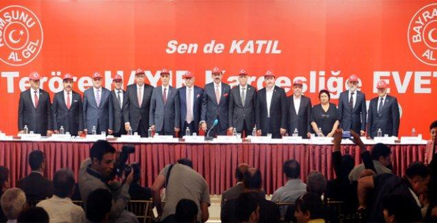 HDP: 17 Eylül çağrısı ayrışmayı derinleştirir