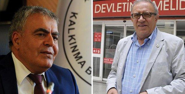 HDP'li bakanların 'Ak Saray' kararı