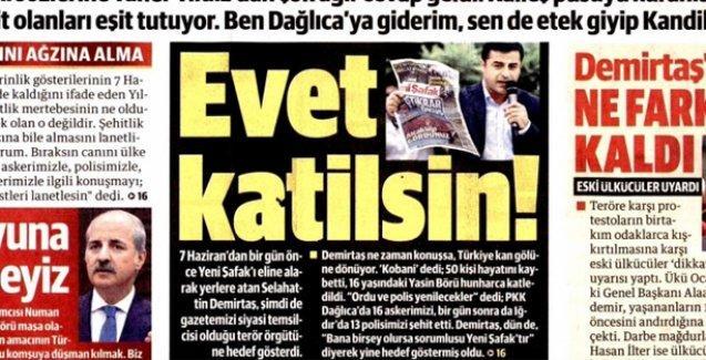 HDP'li Oluç: AKP medyası, HDP'ye saldırıları örgütlemeye devam ediyor