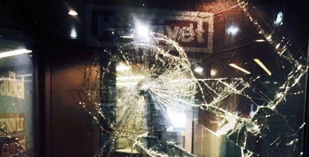 Hürriyet'e saldıran 20 kişi serbest bırakıldı