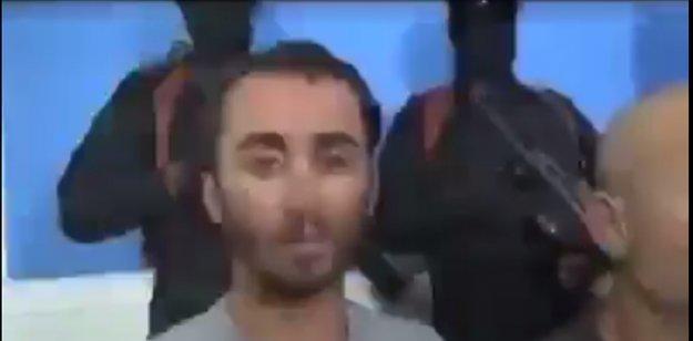 Irak'ta kaçırılan 18 Türk işçinin görüntüleri yayınlandı