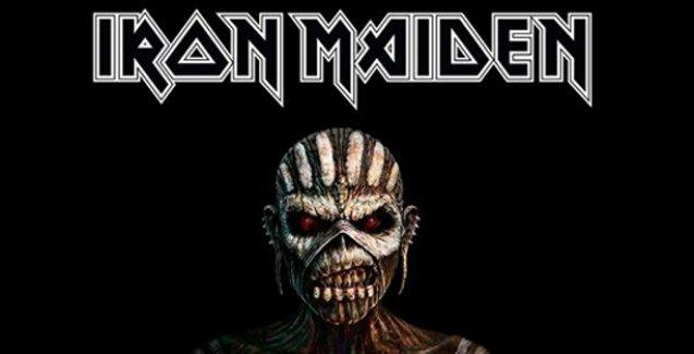Iron Maiden'dan 5 yıl sonra yeni albüm: The Book of Souls