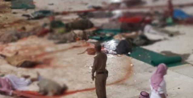Kabe'de vinç kazası: 87 ölü, 180 yaralı