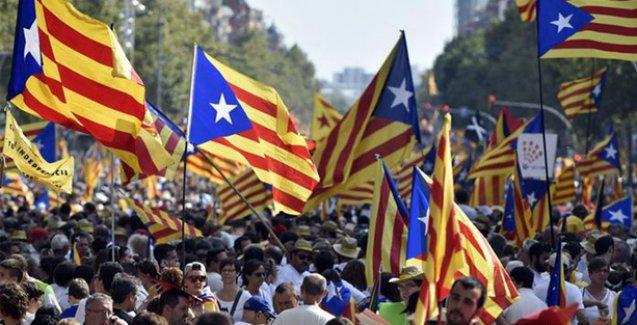 Katalanların bağımsızlık oylaması yarın