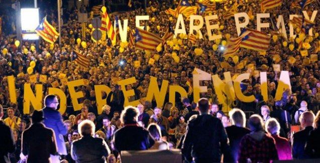 Katalonya'da seçimi bağımsızlık yanlıları kazandı