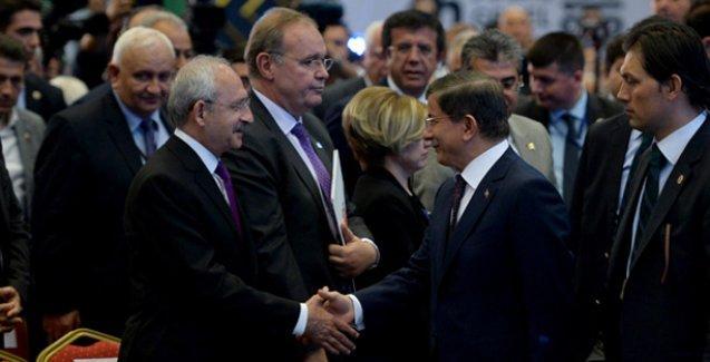 Kılıçdaroğlu, Davutoğlu ile görüşecek