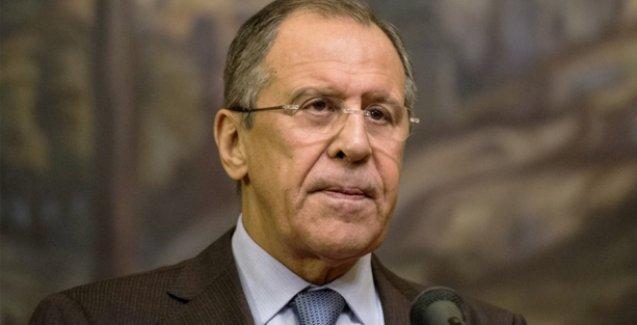 Lavrov: Batılılar Esad'ı devirmeye çalışmaktan vazgeçmeli