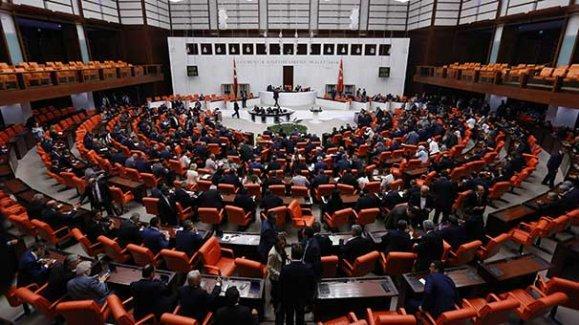 Meclis'te bir ilk: CHP, MHP ve HDP aynı oyu kullandı