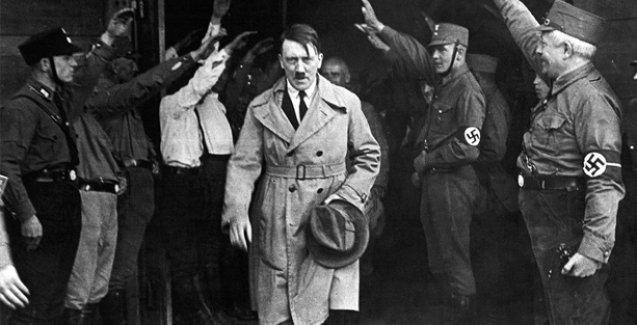 Nazilerin 'yeraltı dünyası' gün yüzüne çıkıyor