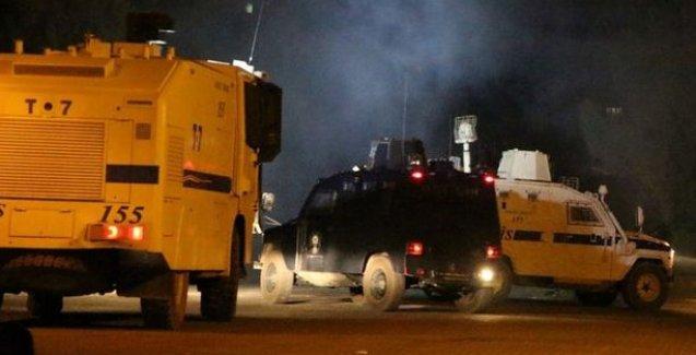 Polis DİHA muhabirlerine ateş açtı