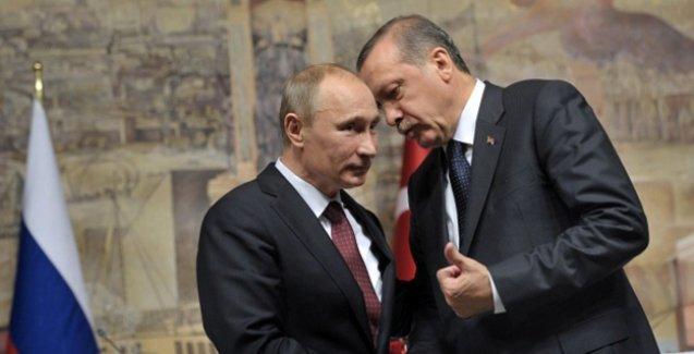 Putin'den 'tarafsız' Cumhurbaşkanı Erdoğan'a 'seçim için partinize başarılar' mesajı